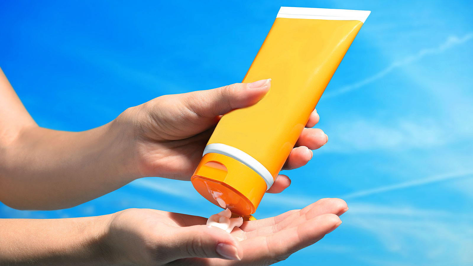 Study: Your sunscreen releases really horrible things into the ocean