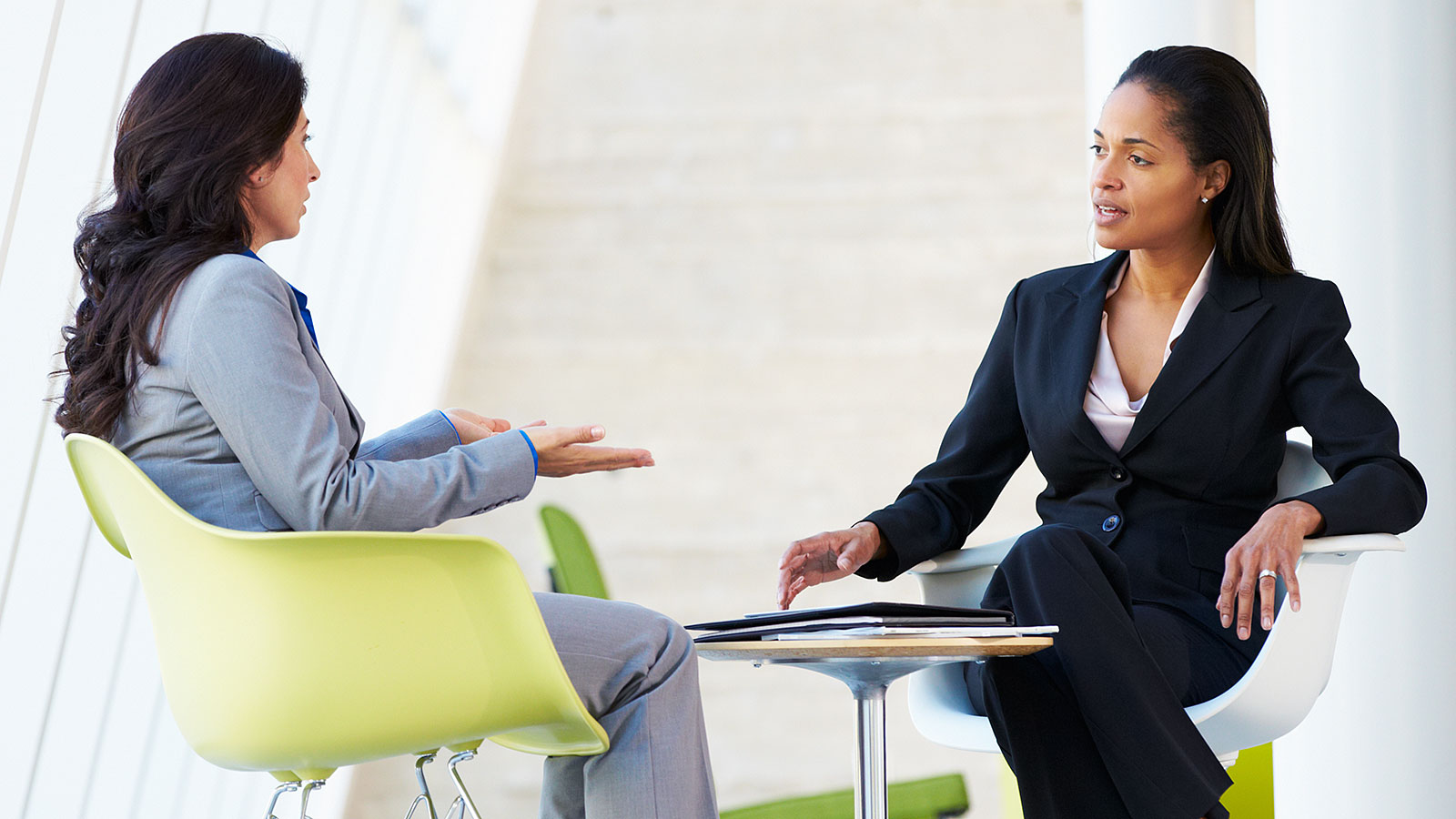 To avoid rambling in interviews, do 1 thing before speaking