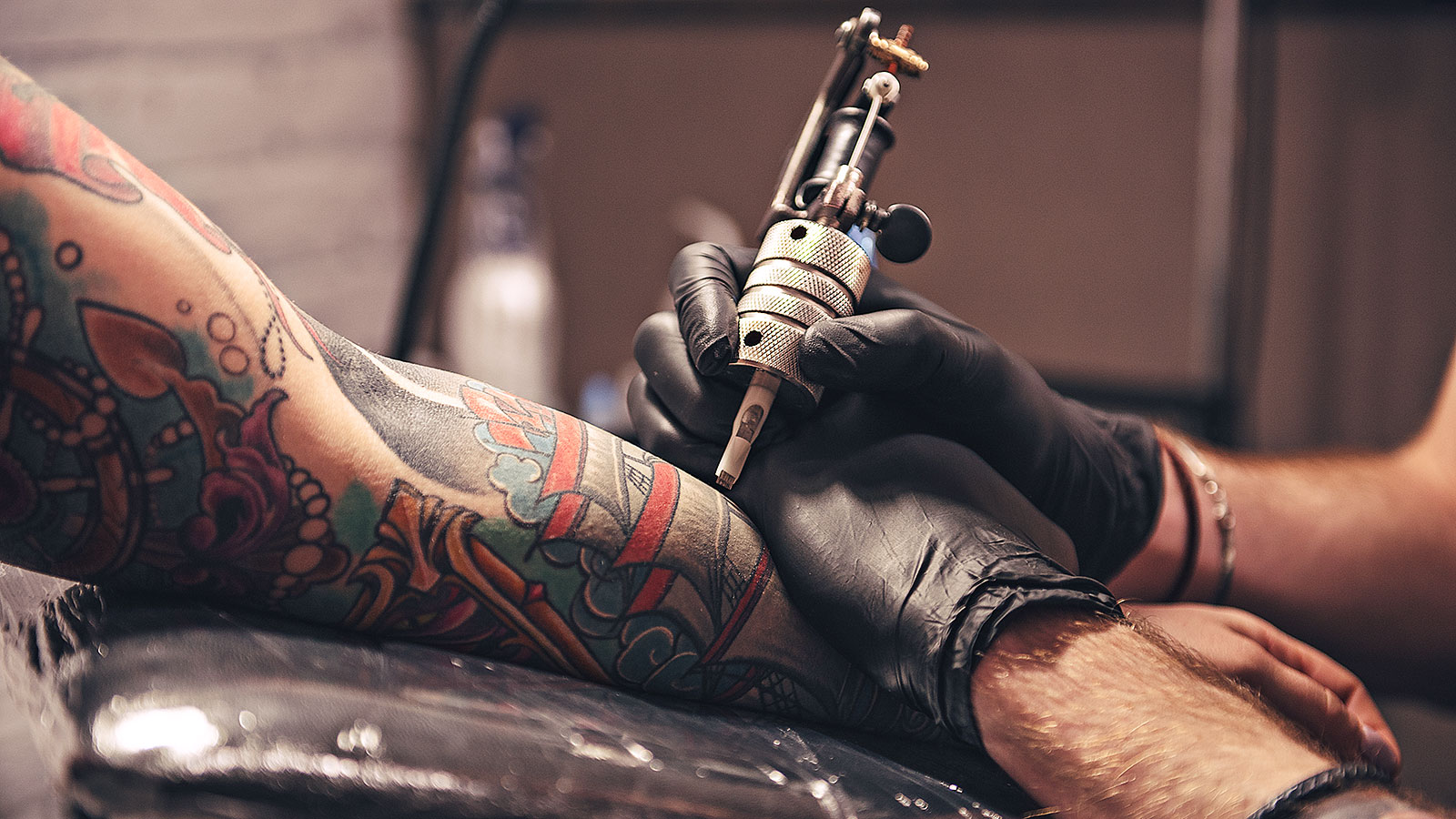 How your tattoo might be slowly poisoning you (and it's not the ink)