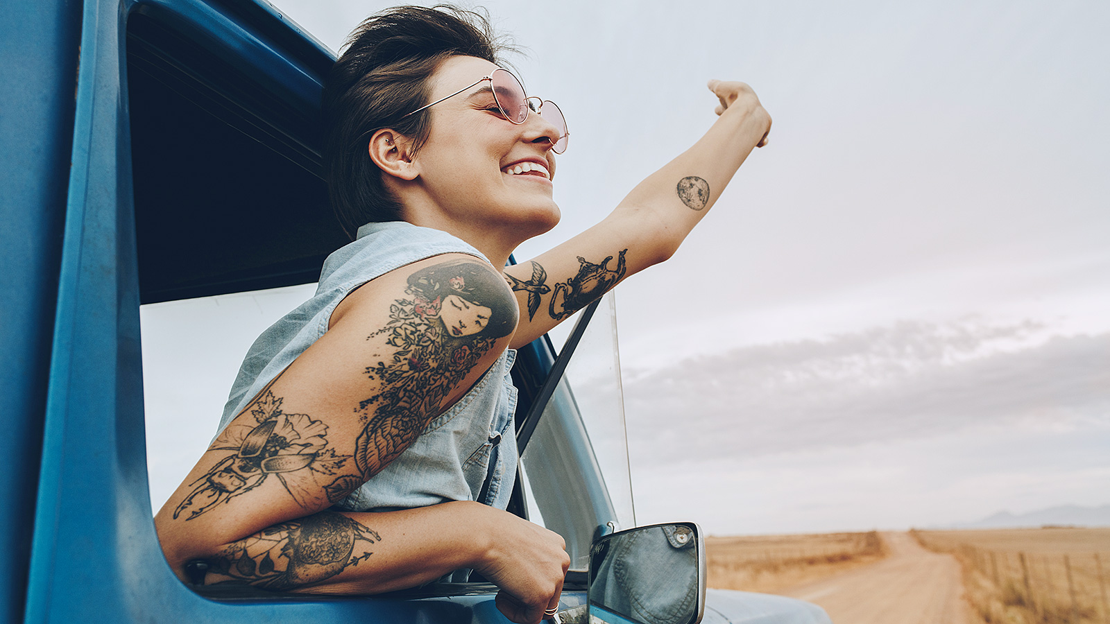People with visible tattoos tend to have these personality traits, according to economists