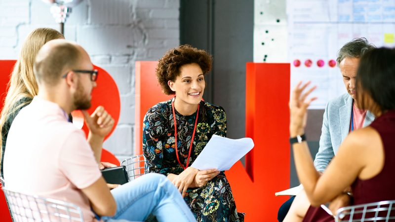 Research shows productive teams do these 3 things
