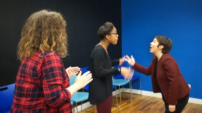 How improv comedy training can help you succeed at the office