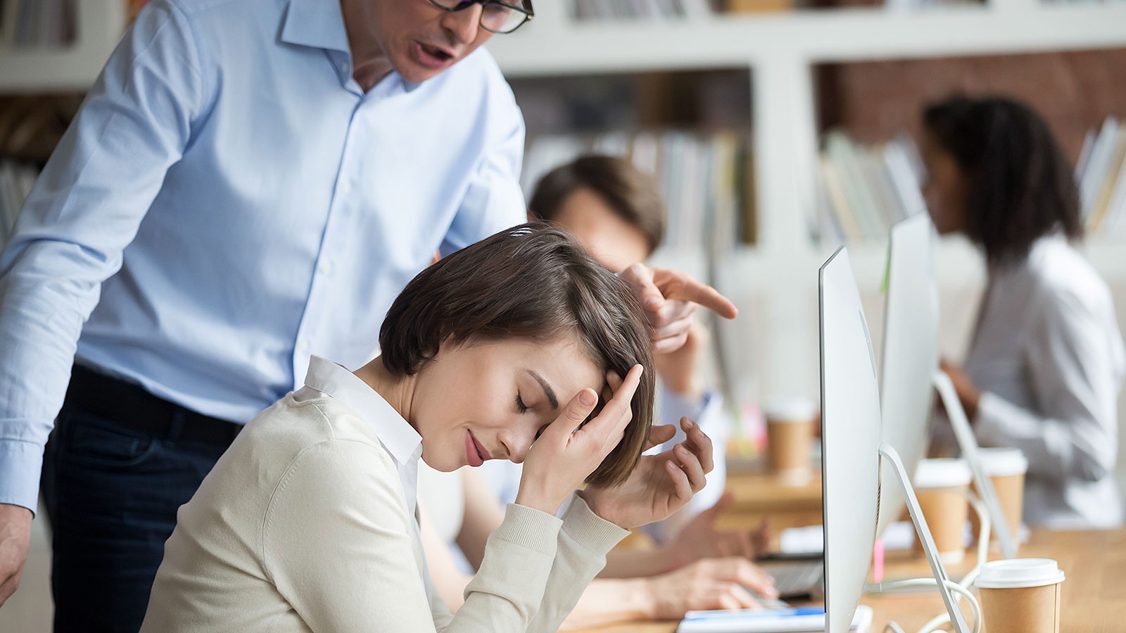 are you suffering in a hostile work environment  what you
