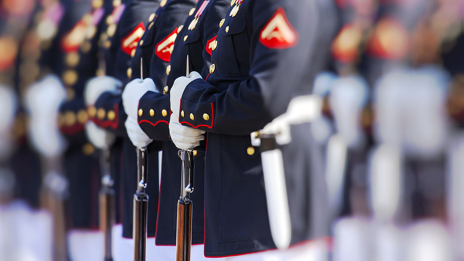 Study: Veterans tend to have better careers than people that didn't serve