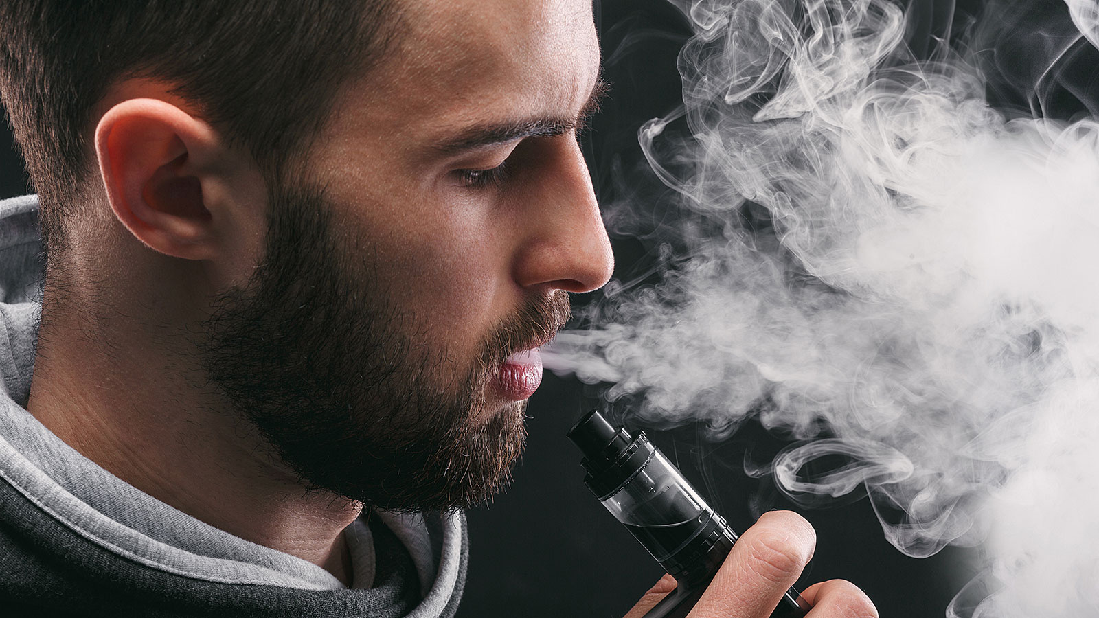 Another super scary study explains why you shouldn't vape
