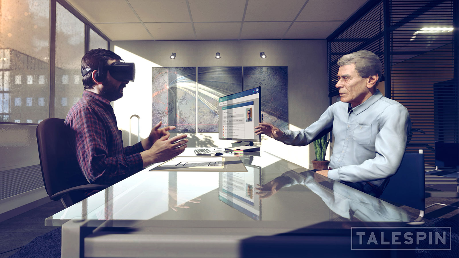 Could virtual reality teach us how to properly fire someone? This company thinks it can