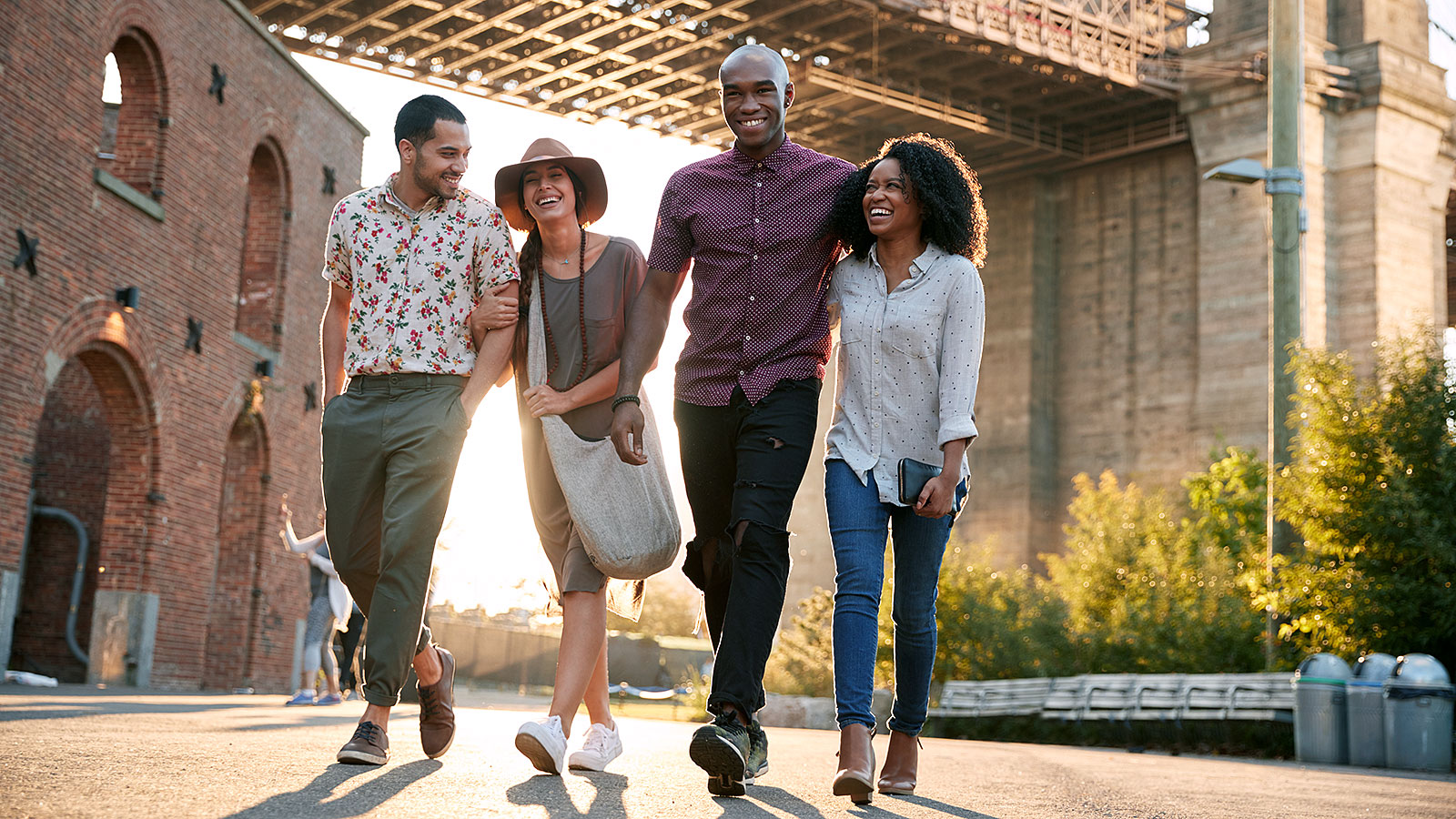 Living in walkable cities could make you more successful