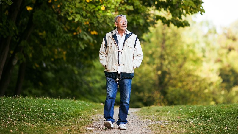 Walking at this speed is linked to an earlier death