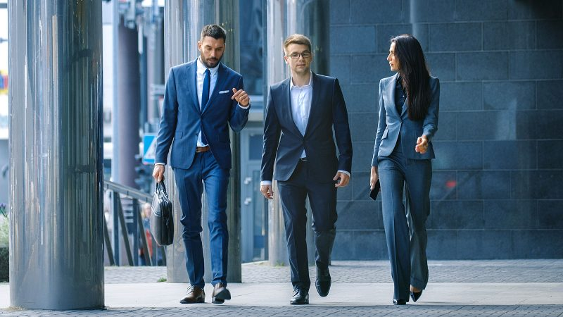 Why dressing like a CEO no matter your job level will prime you for career success