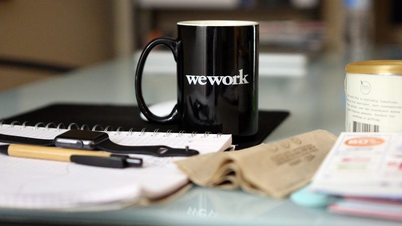 WeWork will soon be tracking your cell phone