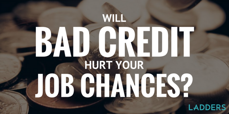 "bad credit can hurt job seekers If you've asked yourself ""can credit score affect employment,""take heart credit  score is rarely used to disqualify job seekers for most positions,."