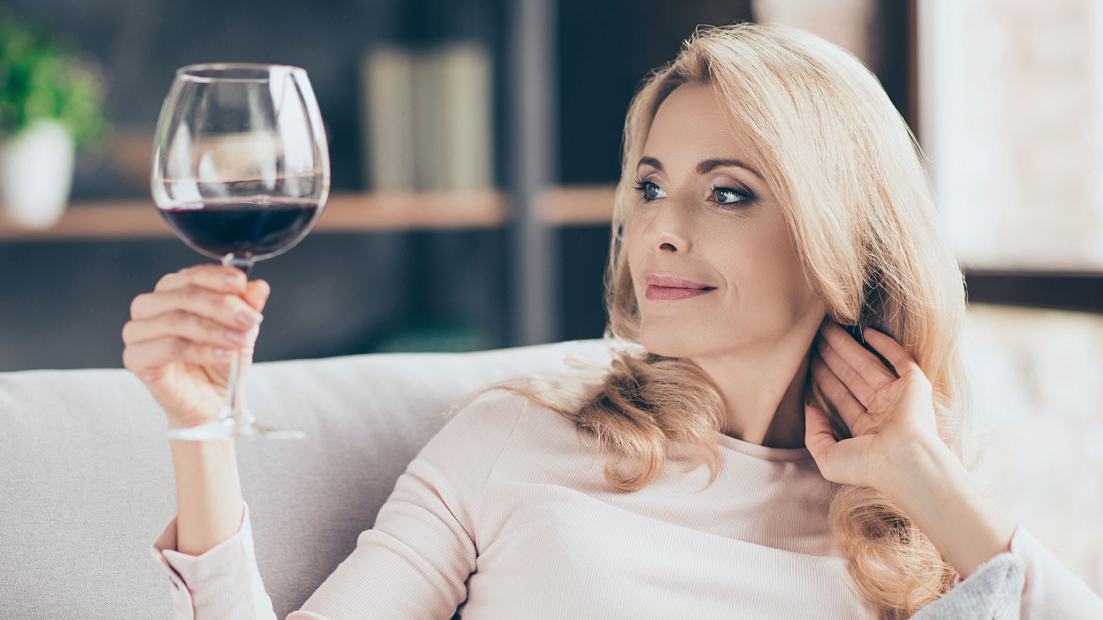 Quitting alcohol completely may greatly increase your mental well-being, especially for women