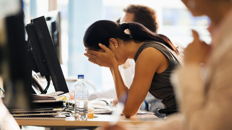 Here's why your job is causing you stress and what you can do