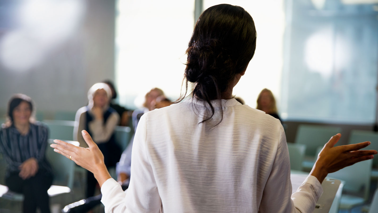How I became a paid public speaker … and how you can, too