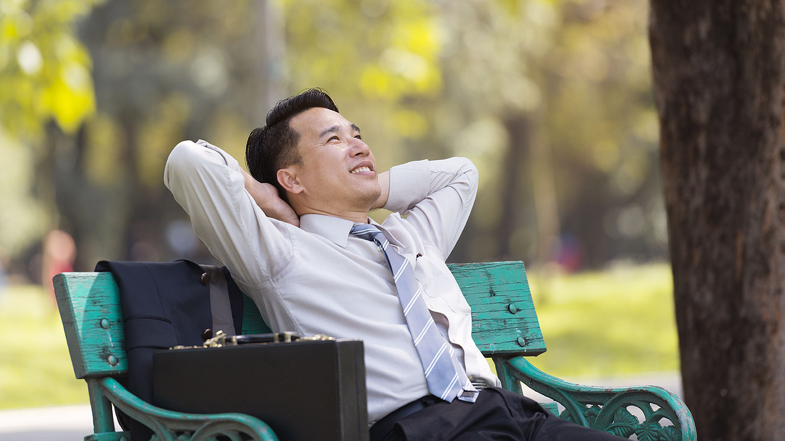 The power of taking a break at work