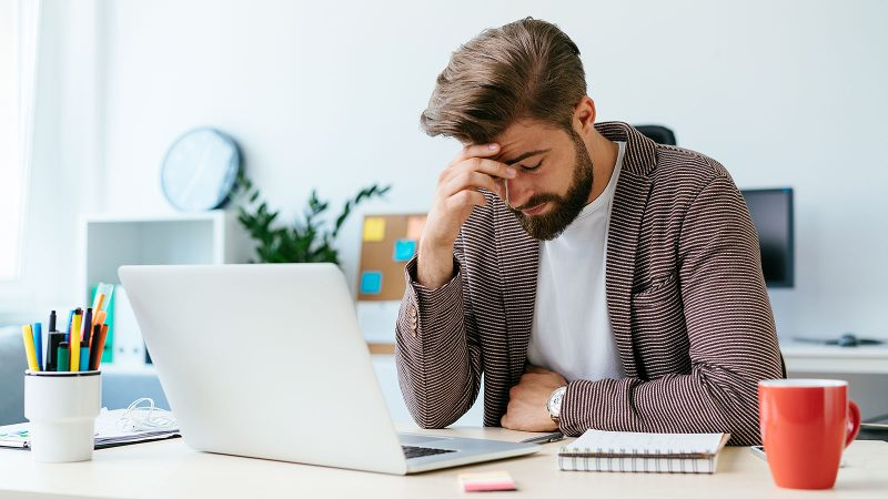 Achieving work-life balance just another stressor for stressed-out workers