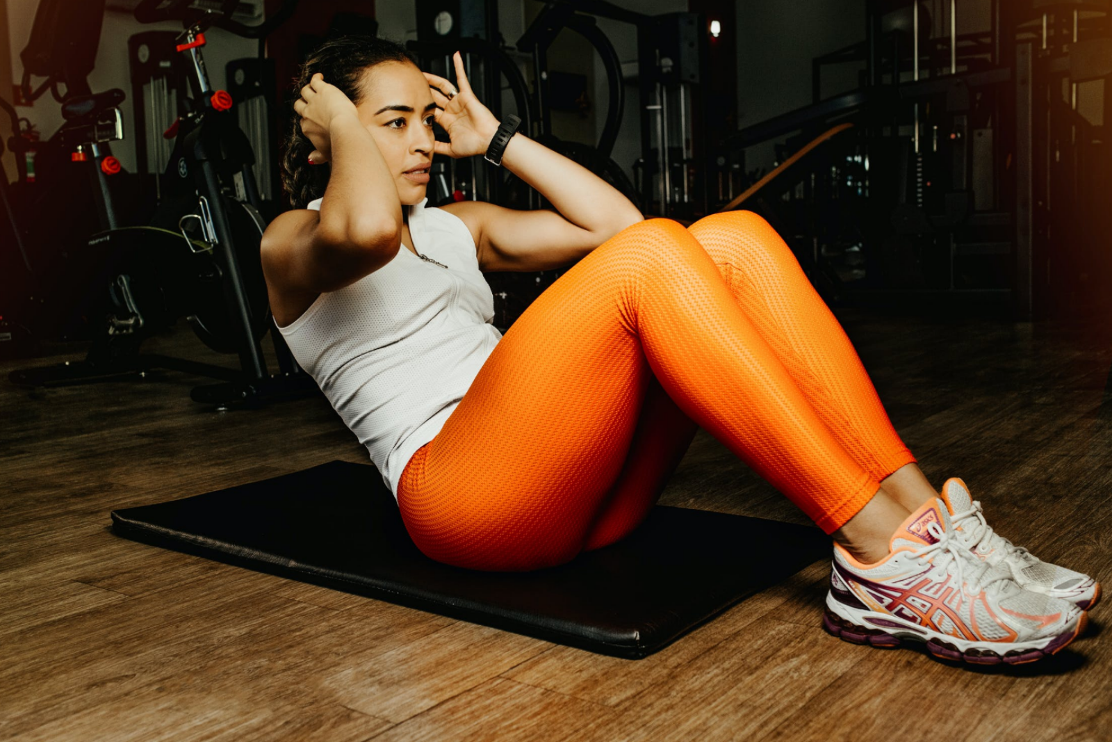 I tried the workout every one on the internet is obsessed with and this is what happened