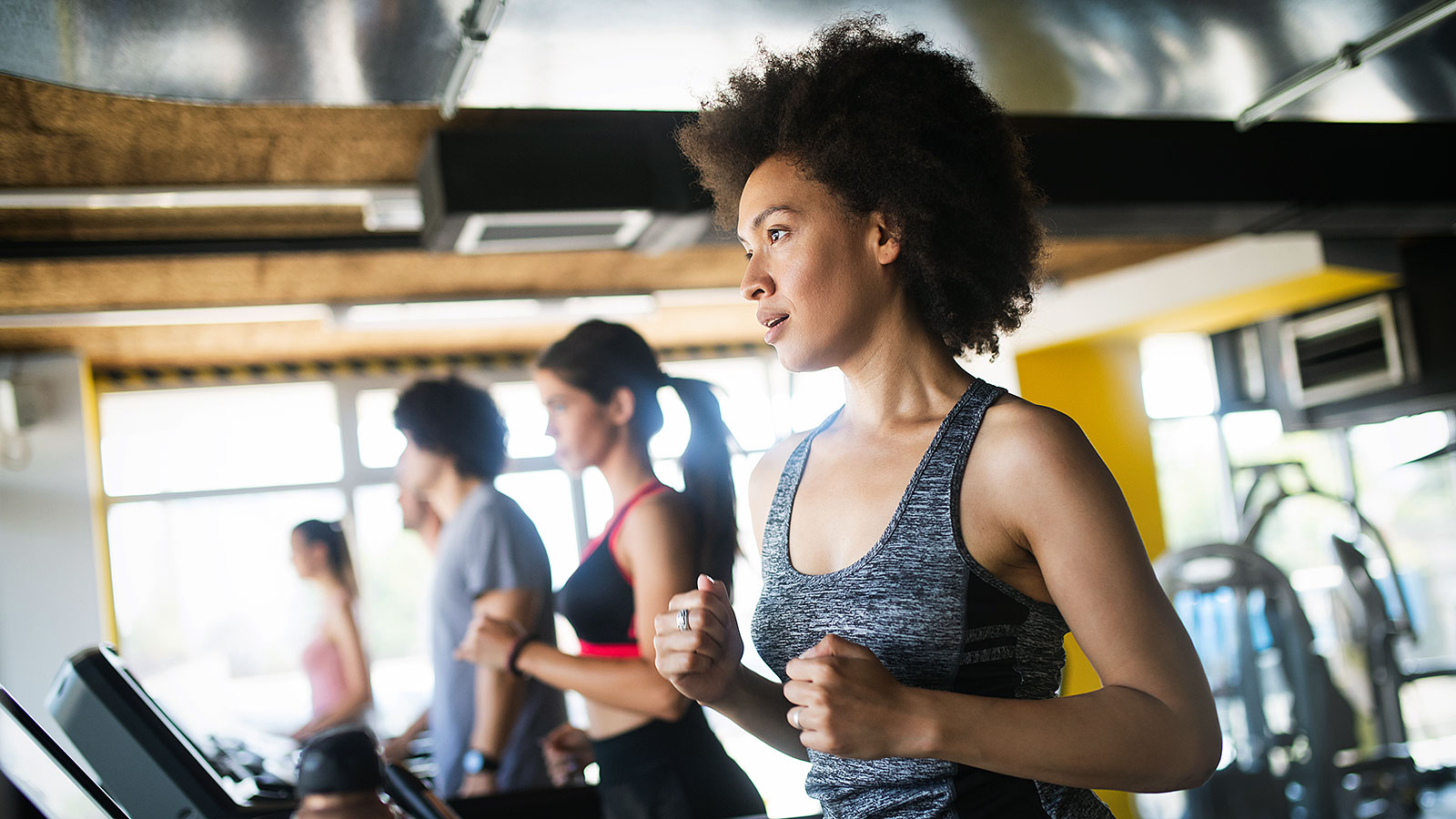 More people are working out, but not enough, says CDC report