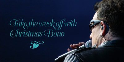 Take the week off with Christmas Bono