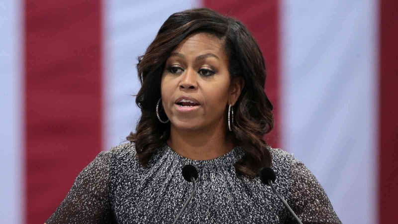 Lean in? That sh-t doesn't work all the time: Michelle Obama